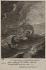 Cornelis II Bloemaert, dit le Jeune (1603-1692). Tableau du Temple des Muses : Les Dioscures (Dutuit p. 36, Le Blanc 116). Burin, 1655. Musée des Beaux-Arts de la Ville de Paris, Petit Palais. © Petit Palais/Roger-Viollet