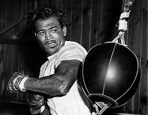 April 12, 1989 (30 years ago) : Death of Sugar Ray Robinson (1921-1989), American boxer