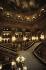 Main staircase of the Opéra Garnier. Paris, 1983. © Jean-Pierre Couderc / Roger-Viollet