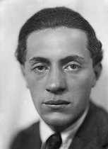 Roger Vitrac (1899-1952), French writer, about 1930.    © Henri Martinie / Roger-Viollet