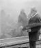 Alfred Philippe Roll (1846-1919), peintre français, 1908. © Maurice-Louis Branger / Roger-Viollet