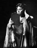 """""""Ariane à Naxos"""" (Ariadne auf Naxos), opéra de Richard Strauss sur un livret de Hugo von Hofmannsthal. Christa Ludwig. Salzbourg (Autriche), 26 juillet 1964. © Ullstein Bild/Roger-Viollet"""