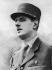 Charles De Gaulle (1890-1970), homme politique français. Portrait avant 1940. © Roger-Viollet