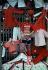 Boutique de vêtements pour femmes rue Réaumur. Paris, mars 1976. Photographie de Léon Claude Vénézia. (1941-2013). © Léon Claude Vénézia/Roger-Viollet