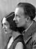 Paul Eluard (1895-1952), French poet, with his wife Maria Benz (Nusch, 1906-1946). Paris, around 1935. © Henri Martinie / Roger-Viollet