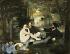 """Edouard Manet (1832-1883). """"Le Déjeuner sur l'herbe"""", 1863. Paris, musée d'Orsay. © Iberfoto / Roger-Viollet"""
