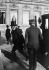 Georges Clemenceau (1841-1929), à la veille de la mobilisation de la guerre. 1914. © Albert Harlingue/Roger-Viollet