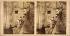 Pompiers faisant des exercices. Photographie anonyme. 1860-1870. Paris, musée Carnavalet. © Musée Carnavalet/Roger-Viollet