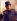 Georges Courteline (1858-1929), écrivain français. Détail d'une peinture de Léopold Stevens (1866-1935). Paris, musée Carnavalet.      © Roger-Viollet