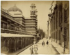 """""""Exposition Universelle de 1889 : la rue du Caire"""". Paris, musée Carnavalet.   © Musée Carnavalet/Roger-Viollet"""