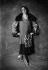 Manteau Germaine Lecomte. Paris, 1925.  © Boris Lipnitzki / Roger-Viollet