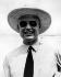 Mike Hawthorn (1929-1959), pilote automobile anglais. Monza (Italie), 28 juin 1954. © TopFoto / Roger-Viollet