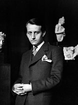 André Malraux (1901-1976), French writer and politician, around 1930. © Albert Harlingue/Roger-Viollet