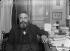 Tristan Bernard (1866-1947), French writer, around 1920.  © Albert Harlingue / Roger-Viollet