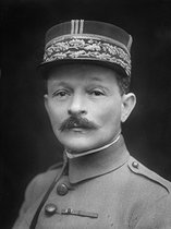 Maxime Weygand (1867-1965), French General. France, circa 1925. © Henri Martinie / Roger-Viollet