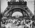 1900 World Fair in Paris. View towards the water tower and the Electricity palace. Paris, 1900. © Léon et Lévy / Roger-Viollet