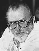 January 3rd, 1929 (90 years ago) : Birth of Sergio Leone (1929-1989), Italian director and screenwriter © Ullstein Bild / Roger-Viollet