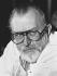 Sergio Leone (1929-1989), réalisateur et scénariste italien, 1989. © Ullstein Bild / Roger-Viollet