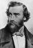 Adolphe Sax (1814-1894), facteur d'instrument de musique belge et inventeur du saxophone. Dessin, 1842. © Ullstein Bild/Roger-Viollet