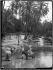 Au bord de l'oued. Tlemcen (Algérie), vers 1900. © E. Neurdein / Neurdein / Roger-Viollet