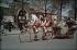 World War II. Taxi tandem going to Longchamp. Paris, August 1943. Photograph by André Zucca (1897-1973). Bibliothèque historique de la Ville de Paris. © André Zucca/BHVP/Roger-Viollet