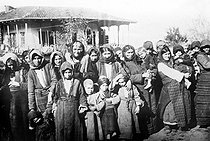 24.04.1915 (100 years).  Beginning of the Armenian genocide by the Turks which will make one and a half million dead victims. © Ullstein Bild / Roger-Viollet