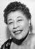 Ella Fitzgerald (1917-1996), chanteuse de jazz américaine, vers 1960. © Ullstein Bild/Roger-Viollet