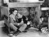 """My Best Girl"", film de Sam Taylor. Mary Pickford et Charles Rogers, janvier 1928. © TopFoto / Roger-Viollet"