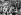 John F. Kennedy (1917-1963), homme d'Etat américain, serrant des mains dans la foule à Checkpoint Charlie. Berlin (Allemagne), 26 juin 1963. © Ullstein Bild / Roger-Viollet