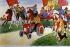 Affiche de propagande chinoise. Années 1960-70. © Roger-Viollet