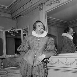 """Cyrano de Bergerac"", play by Edmond Rostand. Pierre Dux. Paris, Théâtre Sarah-Bernhardt, January 1956. © Studio Lipnitzki/Roger-Viollet"