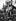 Opposants à l'énergie nucléaire. Allocution du président du Sénat brémois Wilhelm Kaisen (1887-1979) lors de la manifestation organisée par la fédération des syndicats allemands et le comité du travail contre l'armement atomique. Brême (Allemagne), 1958. © Ullstein Bild/Roger-Viollet