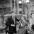 """""""Ce soir ou jamais"""", film de Michel Deville. Guy Bedos et Anne Tonietti. France, 1961.  © Alain Adler / Roger-Viollet"""