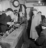 Consumers at the counter of a café. Paris, circa 1945.  © Gaston Paris / Roger-Viollet
