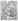 Le cloître Notre-Dame de Paris, au XVIIème siècle. Gravure. © Roger-Viollet