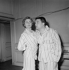 """""""Bonjour sourire"""", film de Claude Sautet. Annie Cordy et Jean Carmet. 1955.   © Alain Adler / Roger-Viollet"""