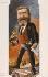Joseph Sirat (1869-1937). Jean Jaurès (1859-1914), French politician. Satirical cartoon. © Roger-Viollet