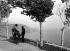 Paysan sur un âne. Cargèse (Corse-du-Sud), 1929. © Roger-Viollet