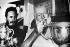 Ernest Hemingway (1899-1961), American writer, and Fidel Castro (1926-2016), Cuban revolutionary and statesman. © Françoise Demulder/Roger-Viollet