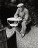 Georges Braque (1882-1963), peintre français. France, 1957. © Imagno / Roger-Viollet