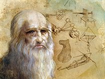 May 2nd, 1519 (500 years ago) : Death of Leonardo da Vinci (1452-1519), Italian painter, sculptor, architect, engineer and scientist