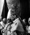 Le pape Pie XII (1876-1958) après son élection. Basilique Saint-Pierre (Rome), mars 1939. © TopFoto / Roger-Viollet