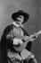 Josef Kainz (1858-1910), acteur autrichien, dans le rôle de Cyrano de Bergerac dans la pièce éponyme d'Edmond Rostand (1868-1918), 1895.  © F.O. Lundt/Ullstein Bild/Roger-Viollet