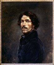 August 13, 1863 (155 years ago) : Death of Eugène Delacroix (1798-1863), French painter