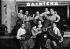 The Bachicha band, Argentine tango band. Playing the bandoneon, Juan Baetista Deambroggio also known as Bachicha. Paris (Montparnasse), the Coupole, circa 1936.  © Henri Martinie / Roger-Viollet