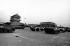 Blindés rassemblés sur la place Tian'anmen. Pékin (Chine), 4 juin 1989.  © Sean Ramsay / The Image Works / Roger-Viollet