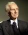 Bertrand Russell (1872-1970), mathématicien et philosophe britannique. 1961.  © Pamela Chandler / TopFoto / Roger-Viollet