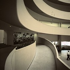 Le musée Guggenheim bâti selon les plans de Frank Lloyd Wright (1869-1959). New York (Etats-Unis). © Iberfoto / Roger-Viollet
