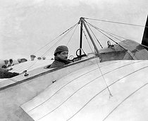October 6, 1888 (130 years ago) : Birth of Roland Garros (1888-1918), French officer and aviator © TopFoto / Roger-Viollet