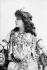 Sarah Bernhardt (1844-1923), actrice française. New York (Etats-Unis), 1891. Photographie de Napoleon Sarony (1821-1896). Underwood Archives. © Napoleon Sarony / The Image Works / Roger-Viollet